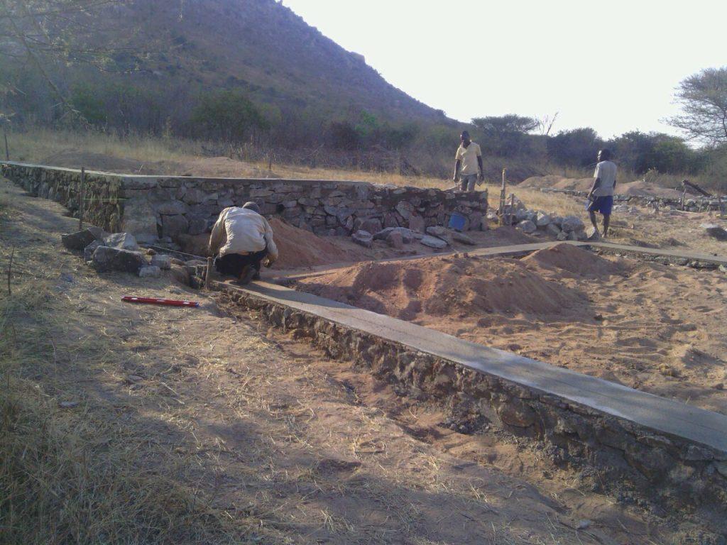 ¡Inicio de la construcción de Educa Sencondary!