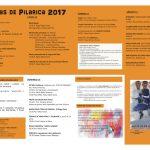 Programa Pilarica 2017