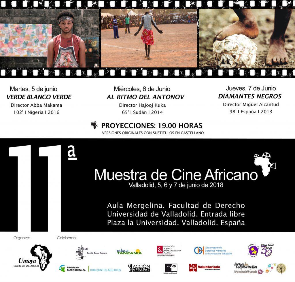 XI Muestra de Cine Africano