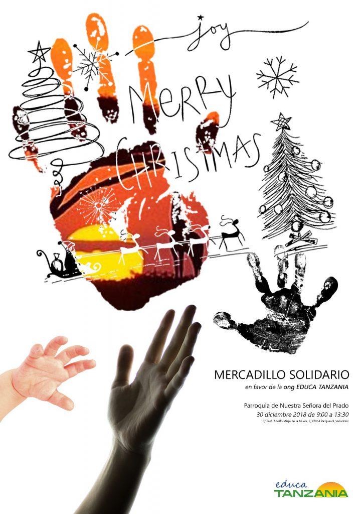 Mercadillo Solidario Navidad 2018