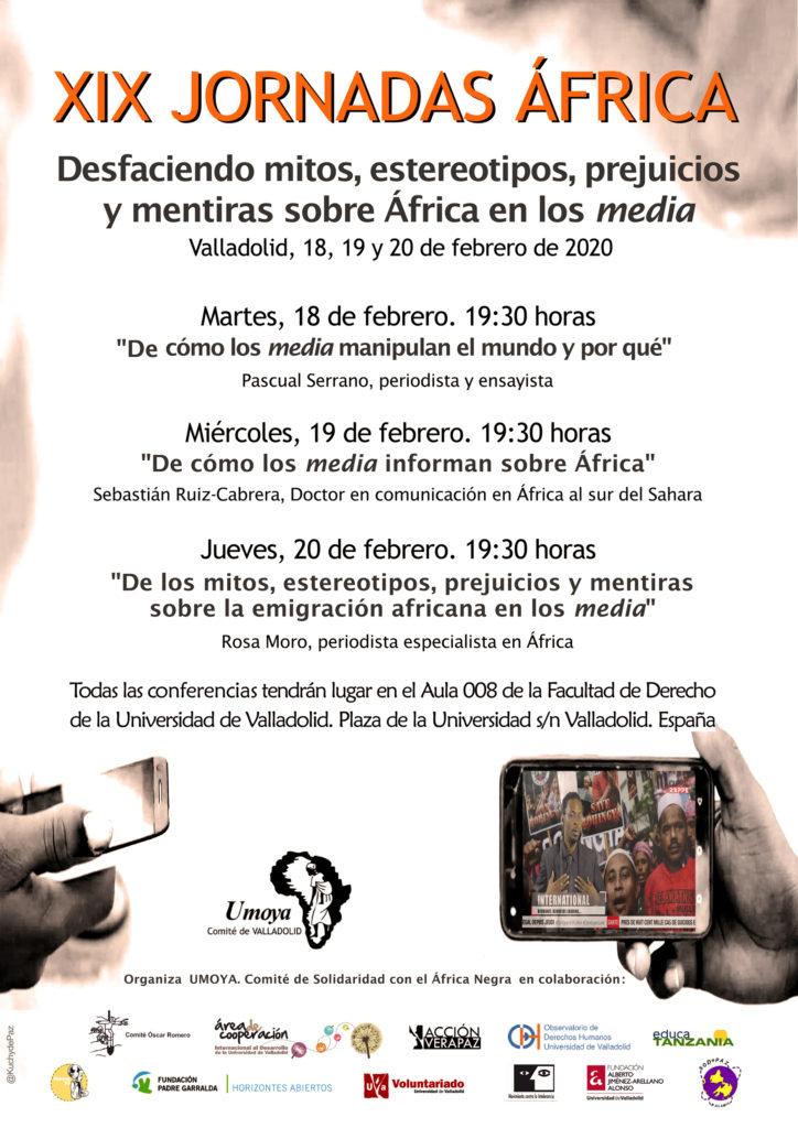 XIX Jornadas África